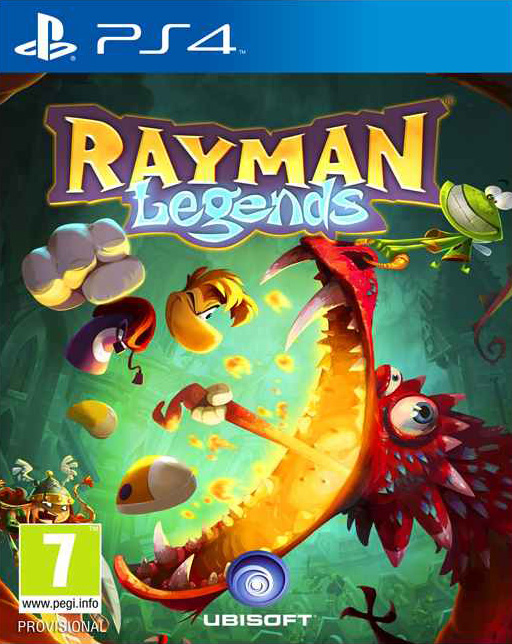 Rayman Legends - PlayStation 4 Játékok