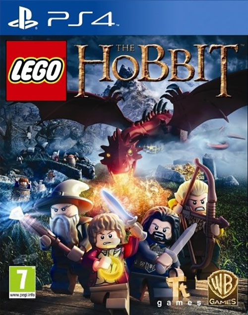 Lego The Hobbit - PlayStation 4 Játékok
