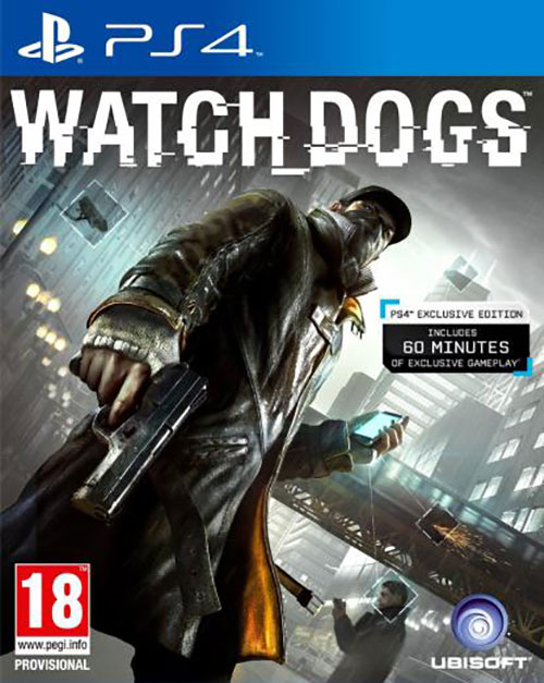 Watch Dogs - PlayStation 4 Játékok