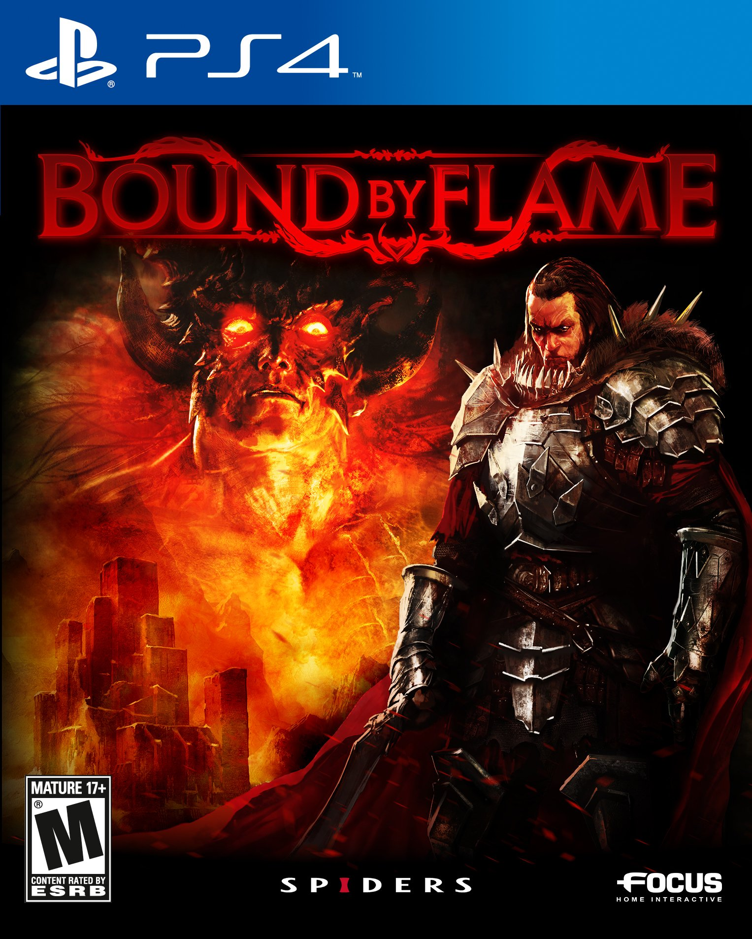 Bound by Flame - PlayStation 4 Játékok