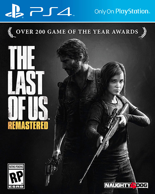 The Last of Us Remastered - PlayStation 4 Játékok