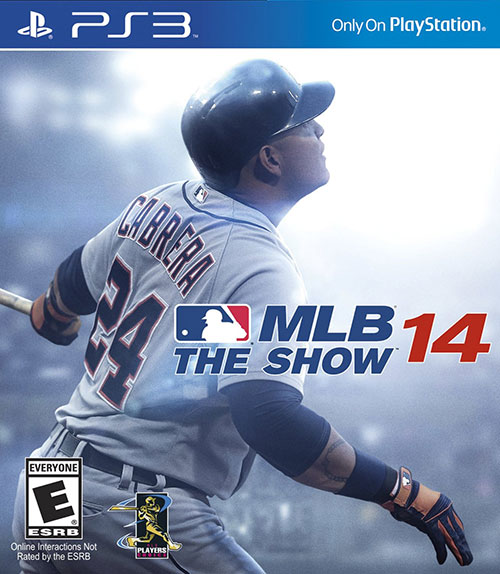 MLB - Major League Baseball: The Show 2014 PS4 (NTSC) - PlayStation 4 Játékok