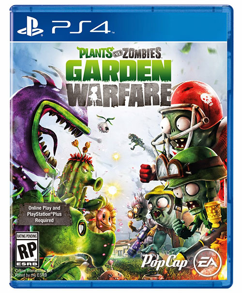 Plants Vs Zombies Garden Warfare - PlayStation 4 Játékok