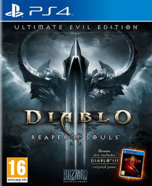 Diablo III Ultimate Evil Edition - PlayStation 4 Játékok