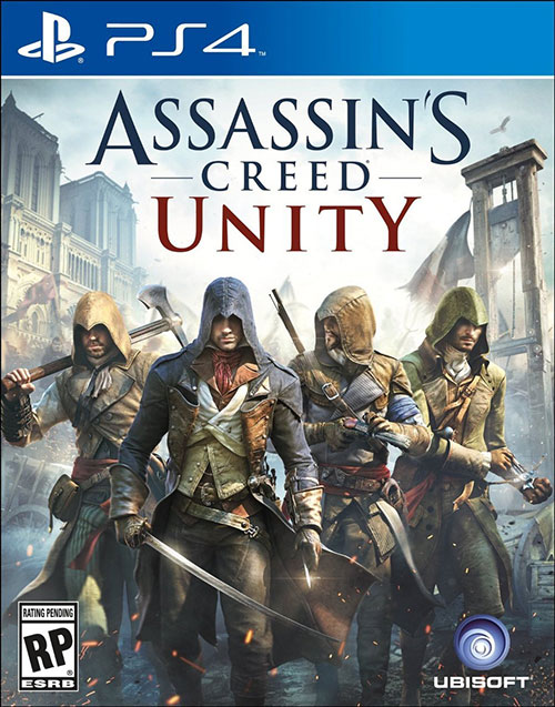 Assassins Creed Unity - PlayStation 4 Játékok