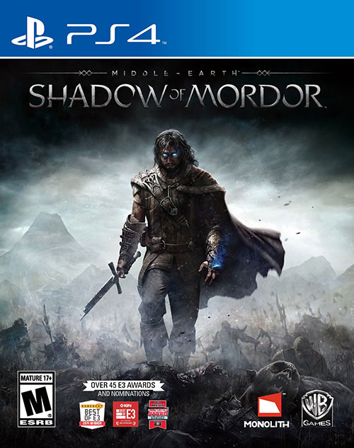 Middle Earth Shadow of Mordor - PlayStation 4 Játékok