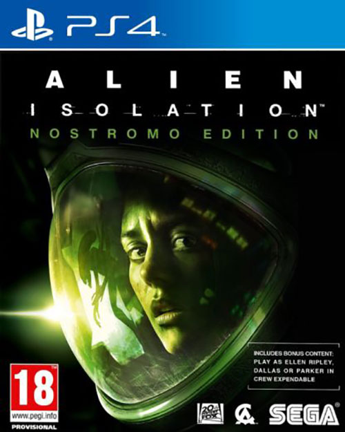 Alien Isolation - PlayStation 4 Játékok