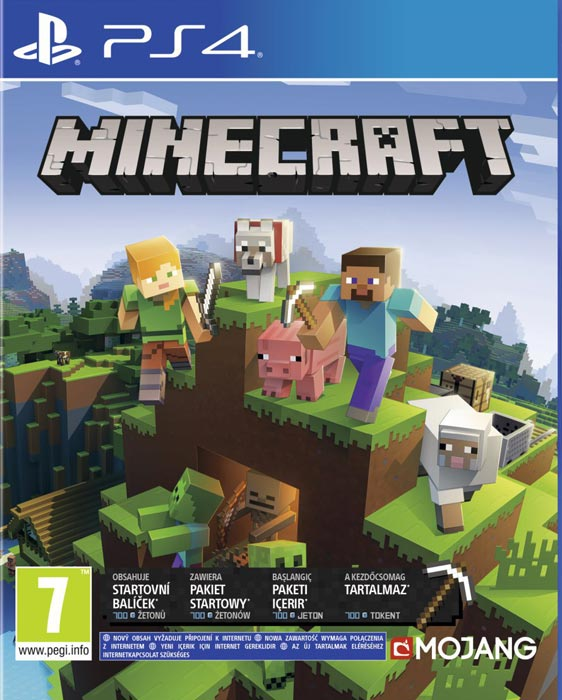 Minecraft PS4 Edition - PlayStation 4 Játékok