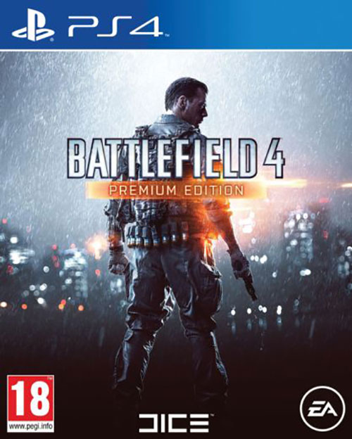 Battlefield 4 Premium Edition - PlayStation 4 Játékok