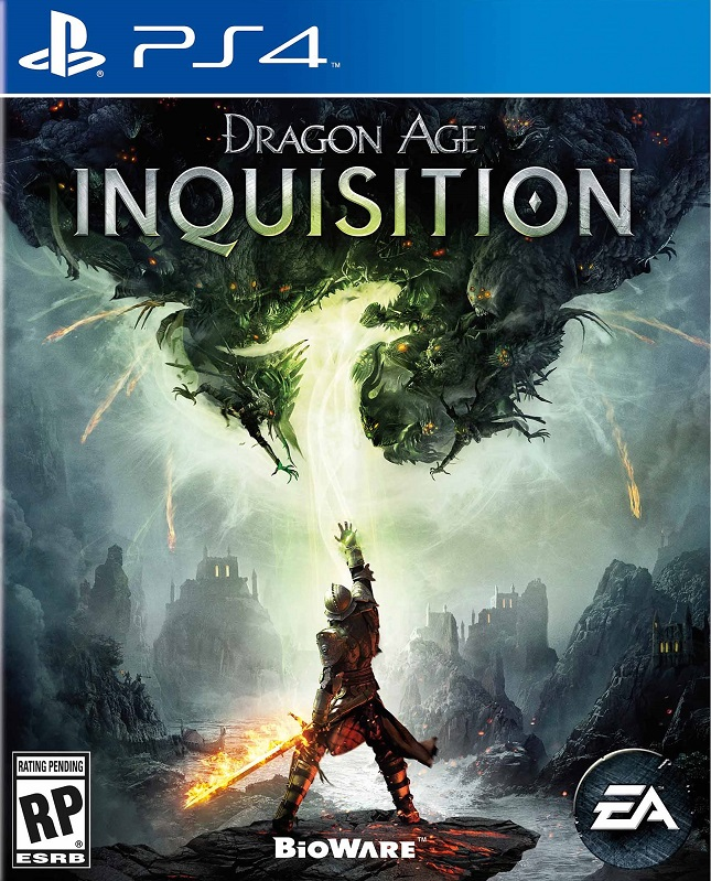 Dragon Age Inquisition - PlayStation 4 Játékok