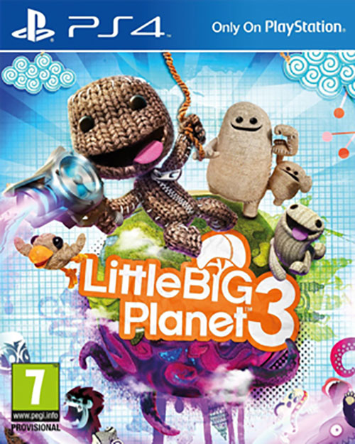 Little Big Planet 3 - PlayStation 4 Játékok