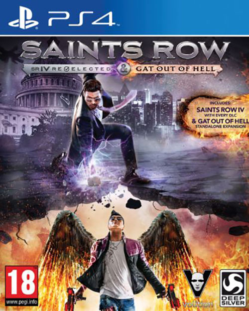 Saints Row IV Re Elected - PlayStation 4 Játékok