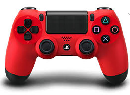 Sony Playstation 4 Dualshock 4 Controller Magma Red