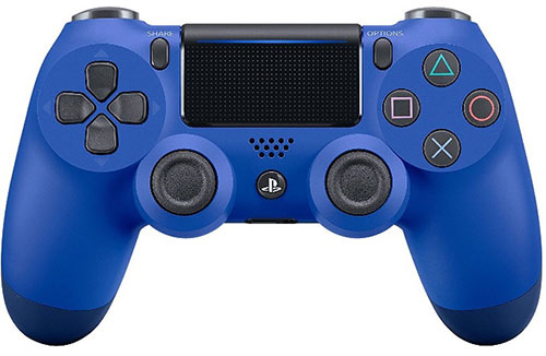 Sony Playstation 4 Dualshock 4 Controller Wave Blue - PlayStation 4 Kiegészítők