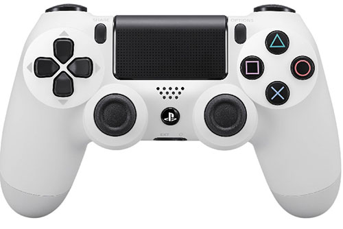 Sony Playstation 4 Dualshock 4 Controller Glacier White