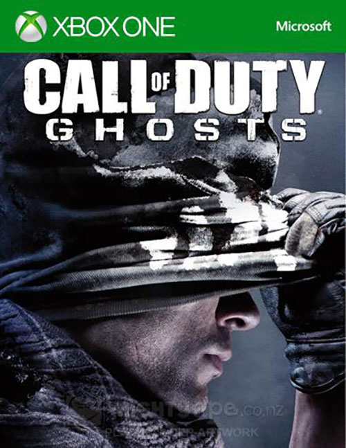 Call Of Duty Ghosts - Xbox One Játékok