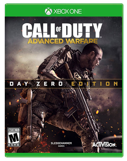 Call of Duty Advanced Warfare - Xbox One Játékok