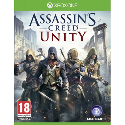 Assassins Creed Unity - Xbox One Játékok