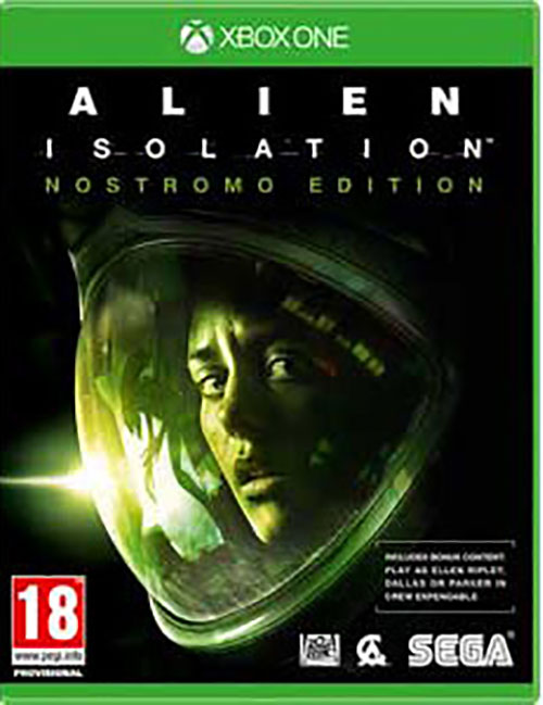 Alien Isolation Nostromo Edition - Xbox One Játékok