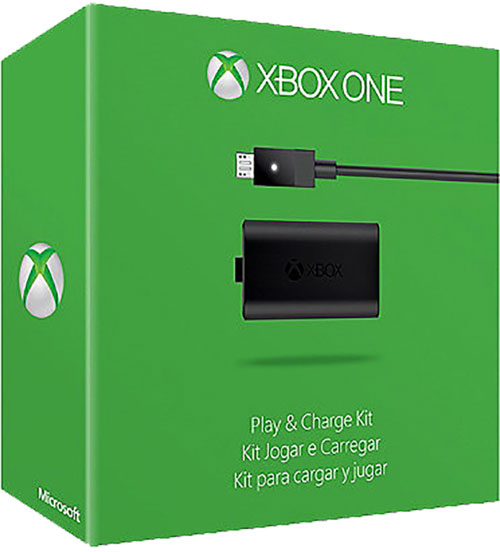 Microsoft Xbox One Play And Charge Kit