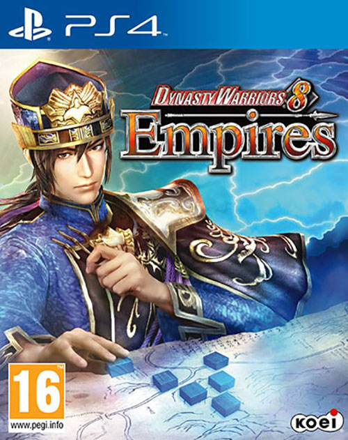 Dynasty Warriors 8 Empires - PlayStation 4 Játékok
