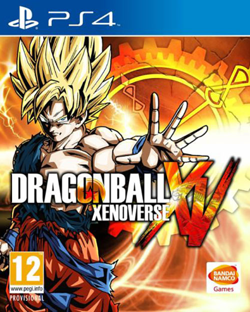 Dragon Ball Xenoverse - PlayStation 4 Játékok