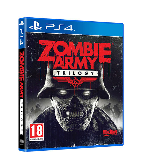 Zombie Army Trilogy - PlayStation 4 Játékok