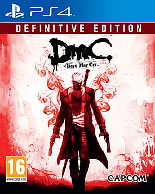 DmC Devil May Cry Definitive Edition - PlayStation 4 Játékok