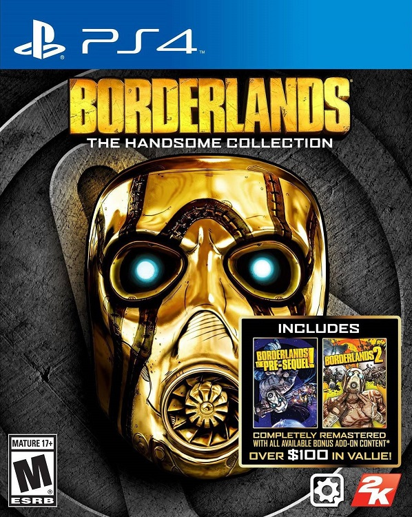 Borderlands The Handsome Collection - PlayStation 4 Játékok