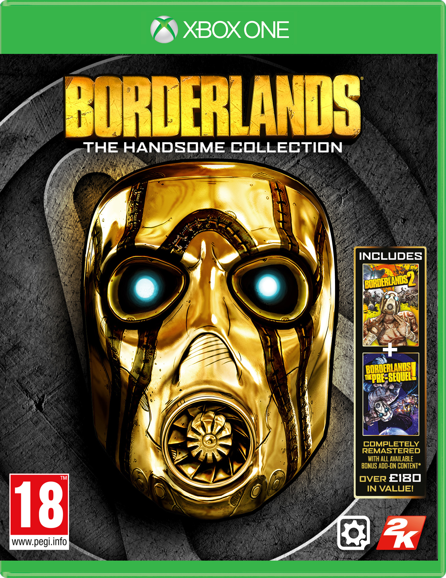 Borderlands The Handsome Collection - Xbox One Játékok