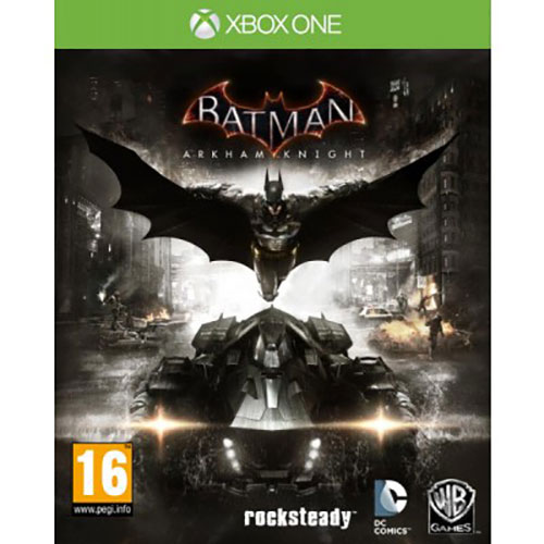 Batman Arkham Knight - Xbox One Játékok