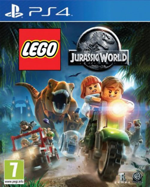 Lego Jurassic World - PlayStation 4 Játékok