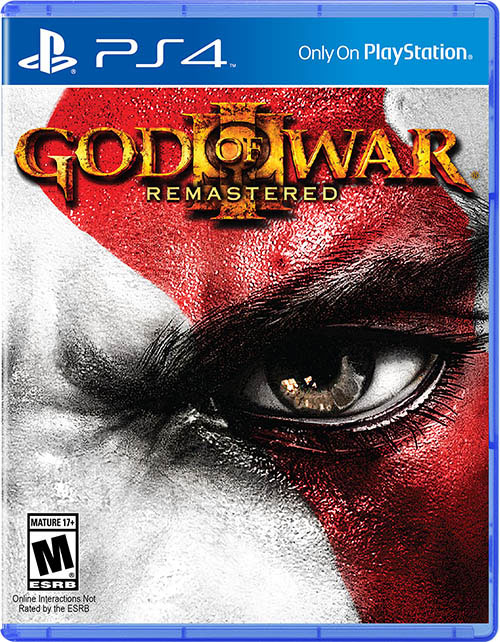 God of War 3 Remastered - PlayStation 4 Játékok