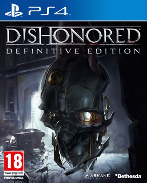 Dishonored Definitive Edition - PlayStation 4 Játékok