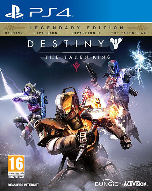 Destiny The Taken King Legendary Edition - PlayStation 4 Játékok