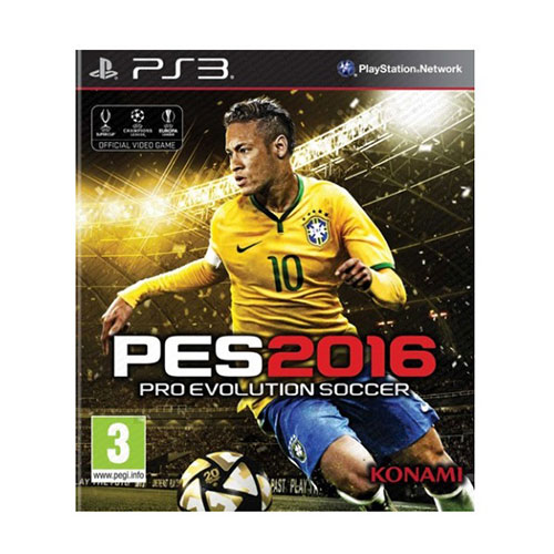 Pro Evolution Soccer 16 (PES 16) - PlayStation 3 Játékok