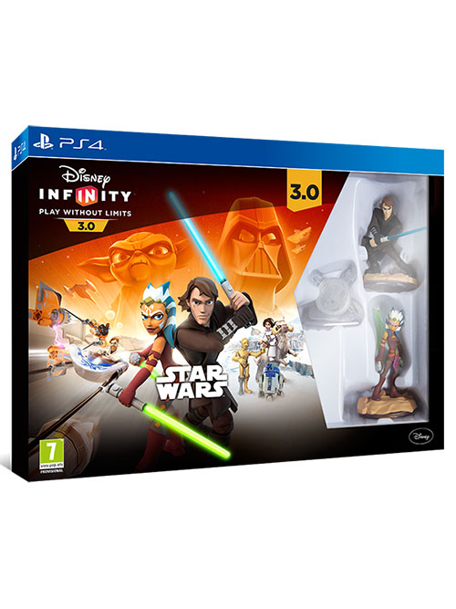 Disney Infinity 3.0 Edition Star Wars Starter Pack - PlayStation 4 Játékok