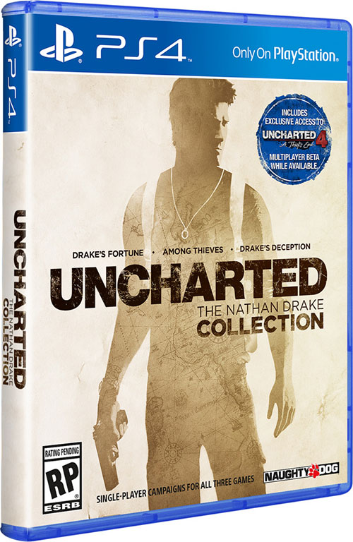 Uncharted The Nathan Drake Collection - PlayStation 4 Játékok