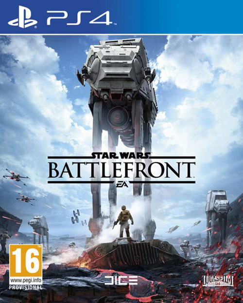 Star Wars Battlefront - PlayStation 4 Játékok
