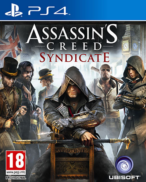 Assassins Creed Syndicate - PlayStation 4 Játékok