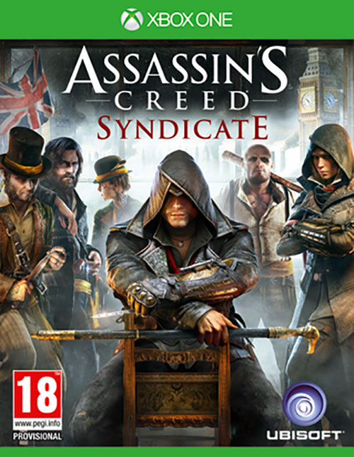 Assassins Creed Syndicate - Xbox One Játékok