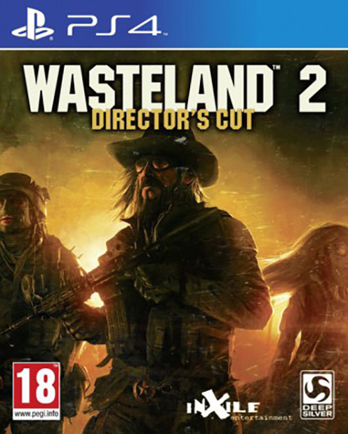Wasteland 2 Directors Cut - PlayStation 4 Játékok