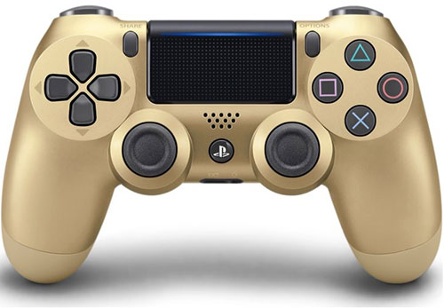 Sony Playstation 4 Dualshock 4 Gold