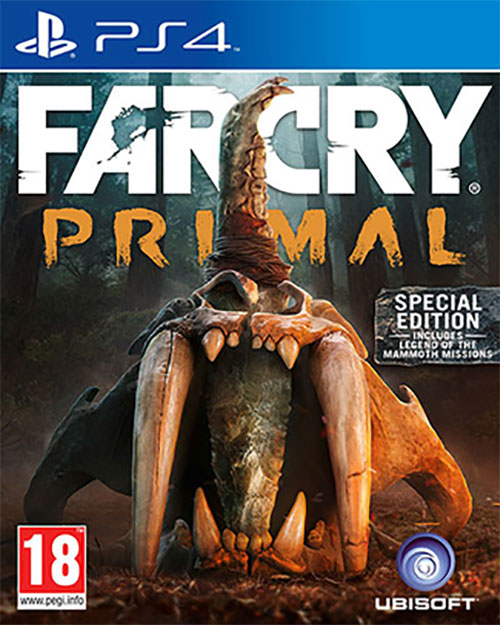 Far Cry Primal - PlayStation 4 Játékok