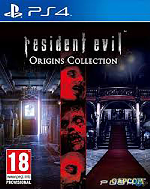 Resident Evil Origins Collection - PlayStation 4 Játékok