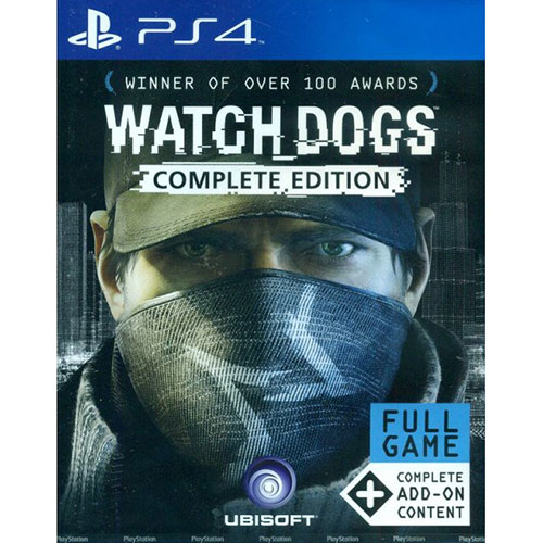 Watch Dogs Complete Edition - PlayStation 4 Játékok