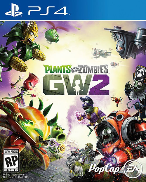 Plants vs Zombies Garden Warfare 2 - PlayStation 4 Játékok