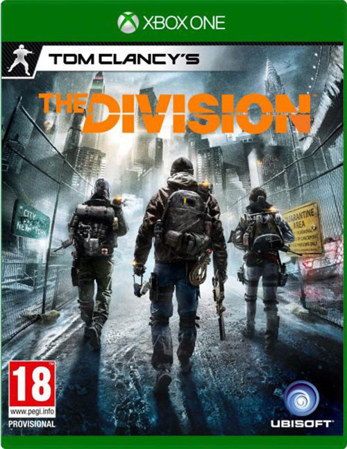 Tom Clancys The Division - Xbox One Játékok