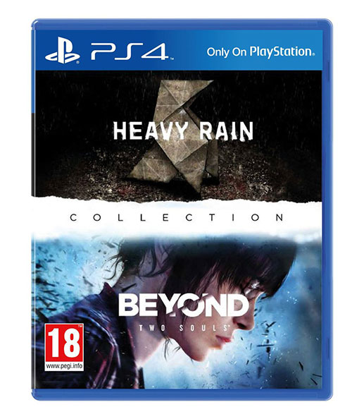 The Heavy Rain and Beyond Two Souls Collection - PlayStation 4 Játékok