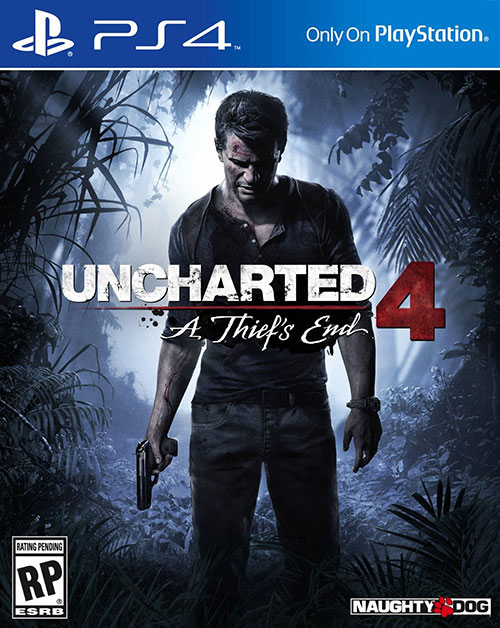 Uncharted 4 Thiefs End